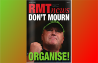 Don't mourn, organise!
