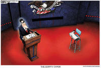 empty chair debate cartoon.jpg