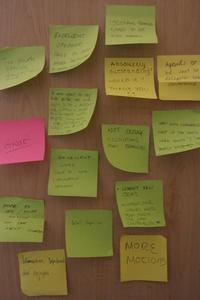 ymconf13 feedbackwall